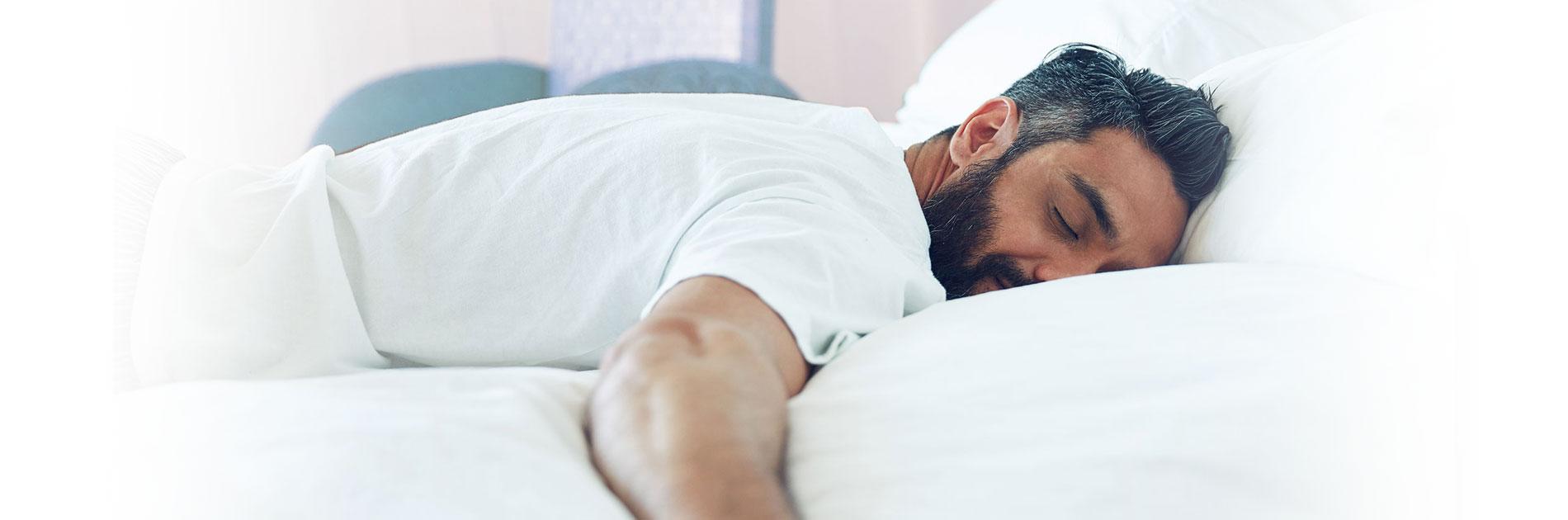 Wie man sich bettet so schläft man! Guter Schlaf ist nicht selbstverständlich.